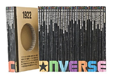 CONVERSE 100 ANNIVERSARY PACKAGING- image