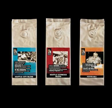 SEATTLE COFFEE- image