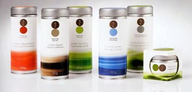 MUZI GREEN TEA PACKAGING- image