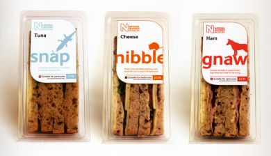 NATURAL HISTORY MUSEUM SANDWICH- image
