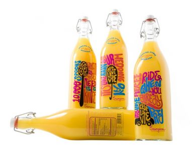 ORANGINA LIMITED EDITION- image