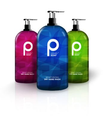 P LIQUID SOAP- image