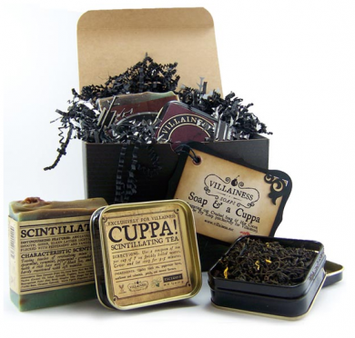 VILLAINESS SOAPS- image