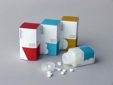 VITAMIN PACKAGING- image