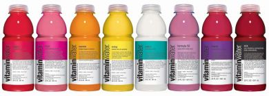 VITAMIN WATER- image