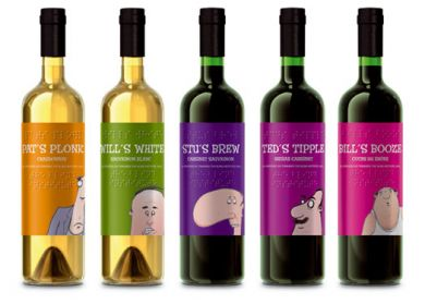 WINE BY NARROW HOUSE- image