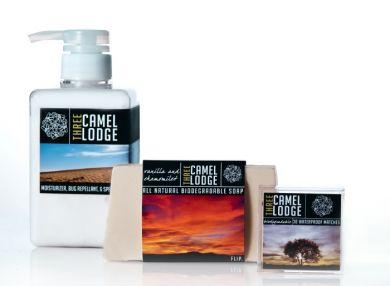THREE CAMEL LODGE- image