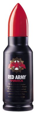 RED ARMY VODKA- image