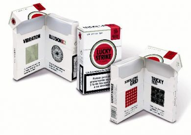 LUCKY STRIKE X-PACK- image