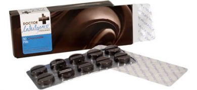 CHOCOLATE PILLS- image