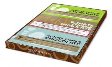 CLIMATE CHANGE CHOCOLATE- image