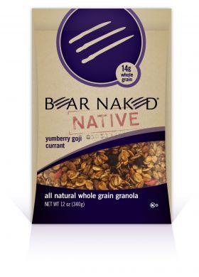 BEAR NAKED- image