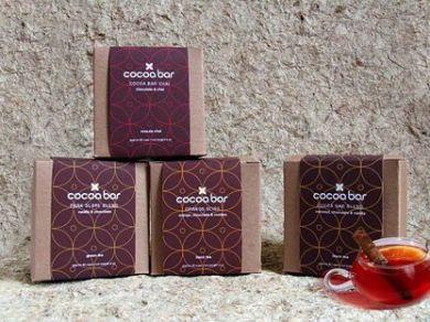 COCOA BAR- image