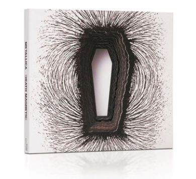METALLICA DEATH MAGNETIC- image