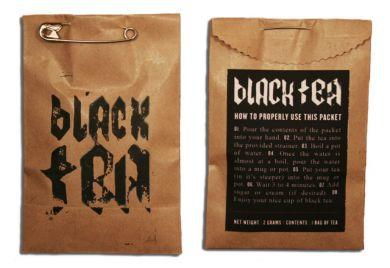 BLACK TEA- image