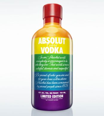 ABSOLUT COLORS- image