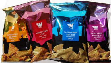 WILLYS TORTILLA CHIPS- image