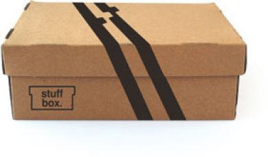 packaging design archive stuff box