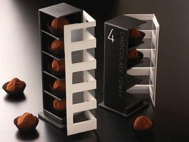 CHOCOLATE TOWER- image