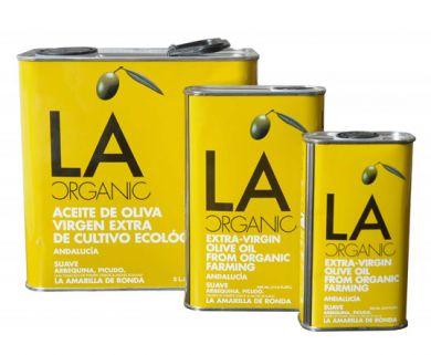 LA ORGANIC OLIVE OIL- image