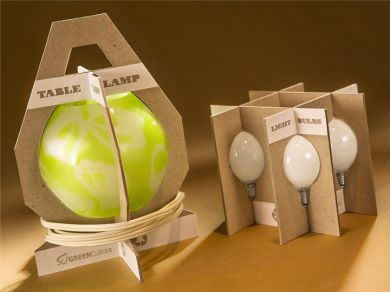 LAMP AND BULB'S PACKAGING- image