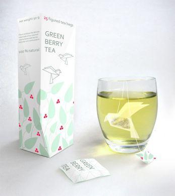 GREEN BERRY TEA- image