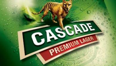 CASCADE BEER- image