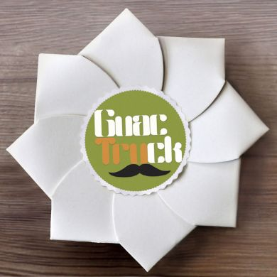 ORIGAMI TAKE-OUT BOX- image