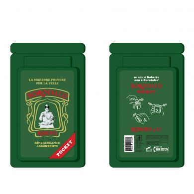 BOROTALCO POCKET SQUEEZABLE PACK- image