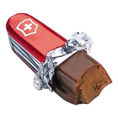 SWISS CHOCOLATE KNIFE- image