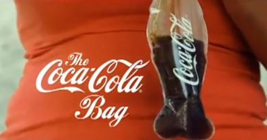 COCA-COLA BAG- image