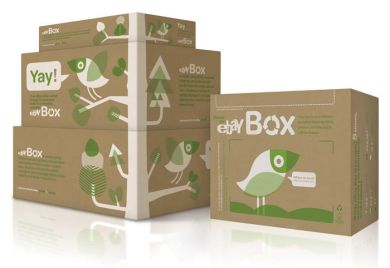 EBAY REUSABLE BOX- image