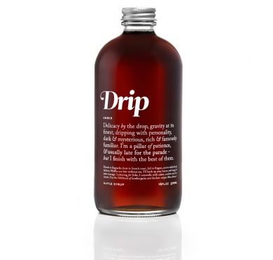 DRIP MAPLE SYRUP 2013- image