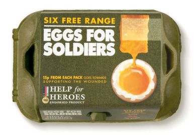 EGGS FOR SOLDIERS- image