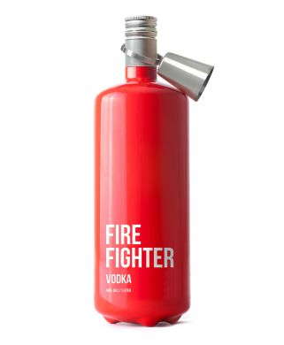 FIRE FIGHTER VODKA- image