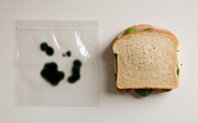 ANTI-THEFT LUNCH BAG- image