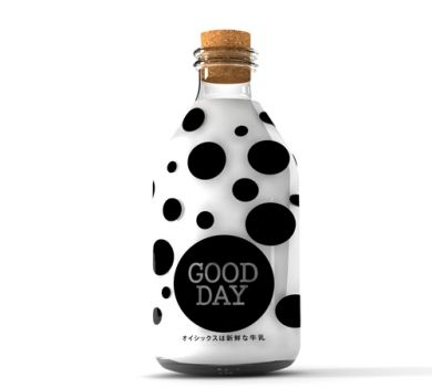 GOOD DAY MILK PACKAGING- image