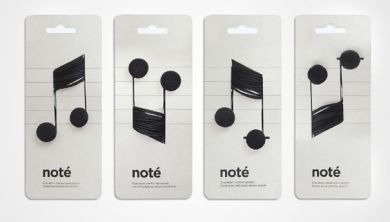 NOTE EARPHONES- image