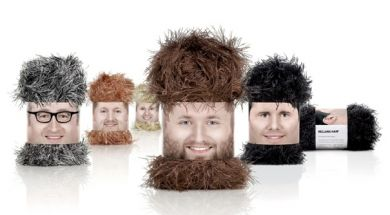 RELLANA WOOLLY HEADS- image