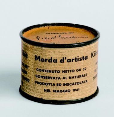 MERDA D'ARTISTA- image