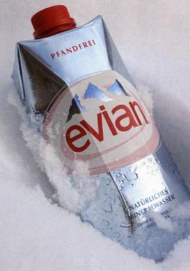EVIAN- image