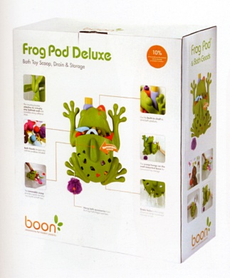 FROG POD DELUXE BOON'S POTTY BANCH PACK- image