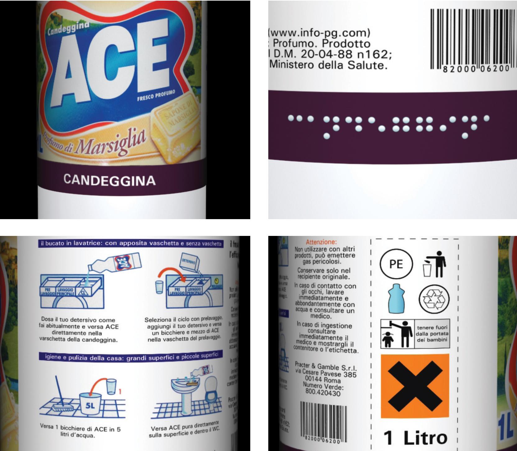 Packaging design archive informazioni per tutti for Design per tutti