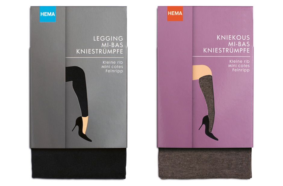 Packaging Design Archive - HEMA PANTY